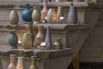 Aardewerk en pottery
