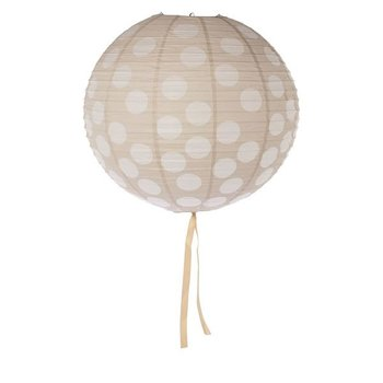Lampion dots white